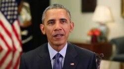 АҚШ президенти Барак Обаманинг Наврўз табриги