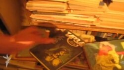 Burda soyuduculardan da kitab çıxır