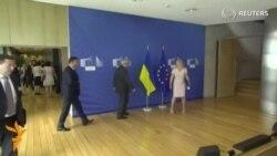 ЕИ украиналикларга октябрда визани бекор қилиши мумкин