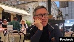Журналист Андрей Мальгин, Лукка, Италия