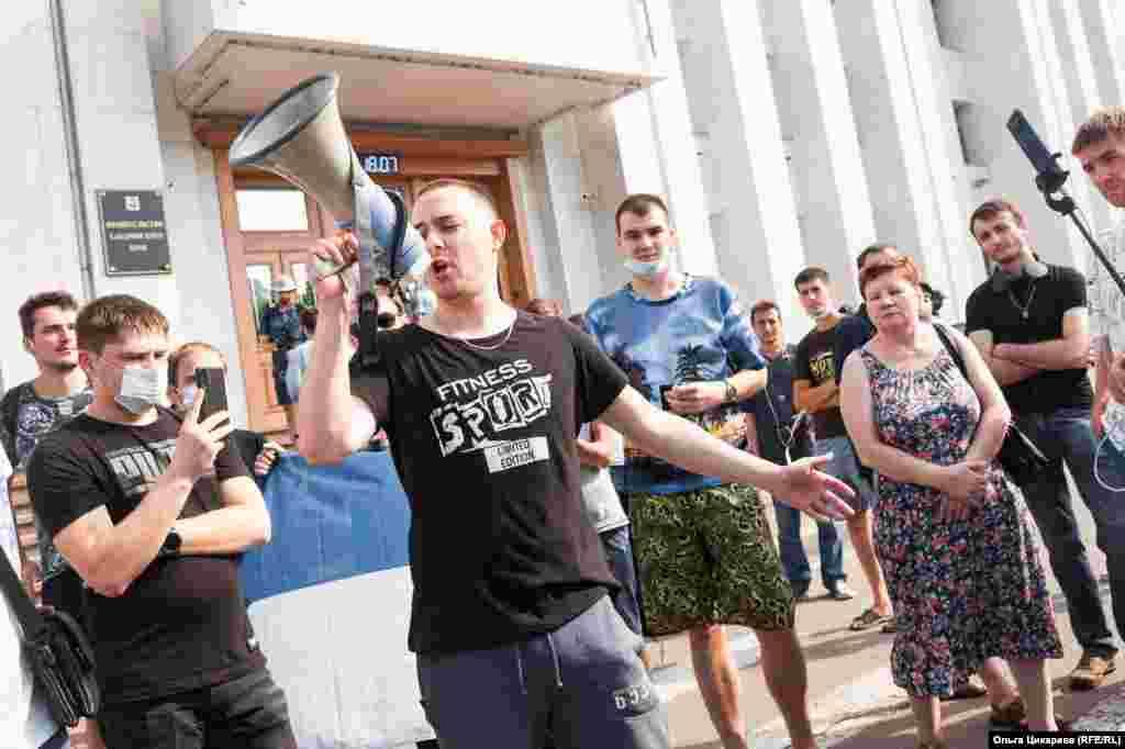 """""""Лица протеста"""". Хабаровск-2020"""