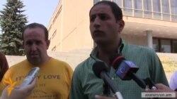 Գյումրեցի ակտիվիստի նկատմամբ քրեական հետապնդումը դադարեցվեց