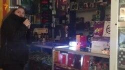 «Блекаут» у Сімферополі (відео)