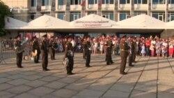 На российский оркестр, исполнивший хит из фильма Pink Panther, могут подать в суд (видео)