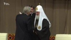 Патриарх Кирилл стал почетным доктором КРСУ