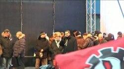 Митинг на проспекте Сахарова: Владимир Тор