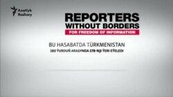 Türkmenistanyň media azatlyk indeksi