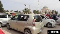 راهاندازی خدمات مسافربری تکسی در شهر شبرغان