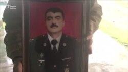 Həlak olan mayor Elnur Əliyevin ailəsi danışır