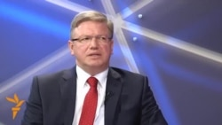 Interview: EU Enlargement Commissioner Stefan Fuele (Part 1)