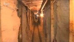 Meksikadan ABŞ-a gedən iki tunel tapılıb