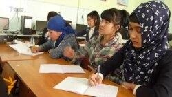 OZOD-VIDEO: Ўшда ўзбекларни институтга тайëрловчи махсус лойиҳа ишлаяпти