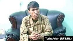 راز محمد دور اندیش، آمر امنیت قوماندانی امنیه تخار