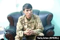 راز محمد دوراندیش، آمر امنیت قوماندانی امنیه تخار