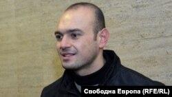 Лидерът на партия ЧЕСТ Симеон Костадинов