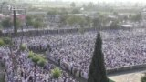 Thousands Attend Funeral Of Pakistani Cleric Known As 'Father Of The Taliban'