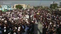 Iraqis Protest Saudi Executions