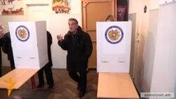 Ոստիկանությունը քվեարկության ընթացքում «թեժ գծով» 50-ից ավելի ահազանգ է ստացել