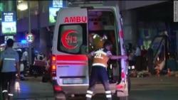 Взрывы в аэропорту Стамбула
