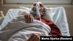 Пациент со коронавирус во болница во Белград