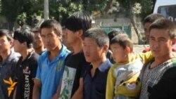 На окраине Бишкека задержаны нелегалы из Китая