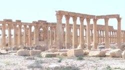 """Как выглядит Пальмира после 10 месяцев под властью боевиков """"ИГ""""?"""