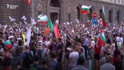 21-и ден: протестиращи се събраха от Ларгото до Орлов мост