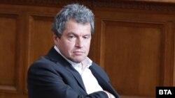 """Тошко Йорданов от """"Има такъв народ"""" е един от вносителите на новия проект."""