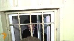 Активіст замість Межигір'я опинився в ізоляторі