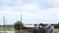 """Наводнение в Иркутской области, человеческие трагедии и PR """"Единой России"""""""