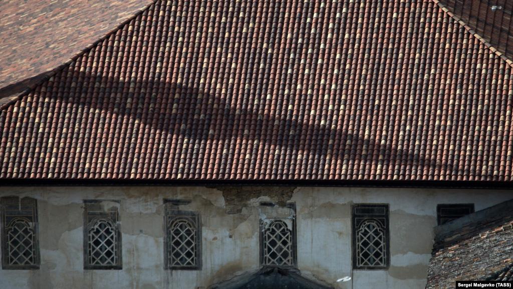 Символ кримськотатарської культури –Велика Ханська мечеть