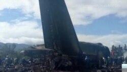 Алжир: число загиблих внаслідок авіакатастрофи зросло до 257 (відео)