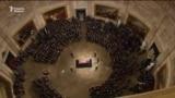 Америкаликлар катта Жорж Буш билан видолашмоқда