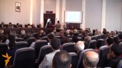 Гиромидошти Муҳаммад Осимӣ дар Душанбе