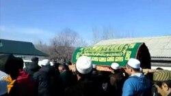 Ходжи Хадятулло похоронен на родине