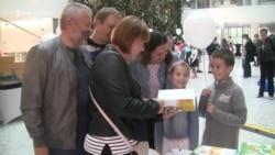 Маленькі переможці письменницького конкурсу могли побачити свої казки у справжній книжці