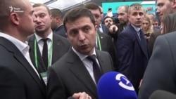 Зеленський прокоментував розведення військ: «Ми все контролюємо, все буде спокійно» – відео