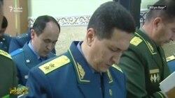 Президент Туркменистана уволил министра внутренних дел Муликова