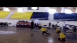 بطولة كردستان بكرة الهدف