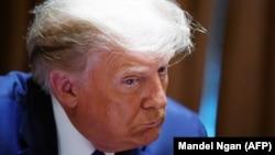 Donald Trump amerikai elnök, Washington, 2020. szeptember 23.