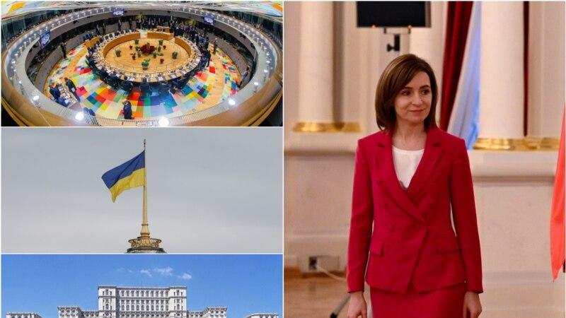 Președinta Maia Sandu: vaccinurile anti Covid-19 sunt prioritatea discuțiilor la Buxelles