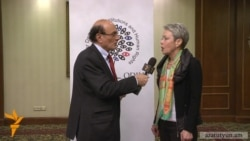 Interview With Heidi Tagliavini Head of OSCE/ODIHR Election Observation Mission