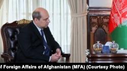 Посол России в Афганистане Дмитрий Жирнов