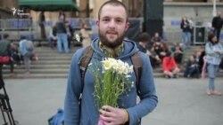 Лица тбилисского протеста