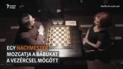 Az árva lány legyőzi a szovjet sakknagymestert
