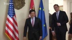 Hojt Ji: Dobra saradnja SAD i Srbije