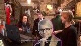 Як столичні офіціантки реагують на обіцянки кандидатів у президенти (відео)
