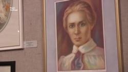 У Музеї літератури відкрито виставку Лесі Українки