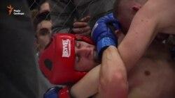 Українські ультрас боролися за «Кубок Героїв» (відео)