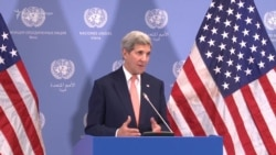 Kerry Says World Is Safer Following Iran's Compliance With Nuclear Deal